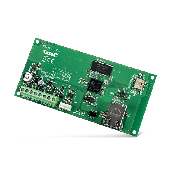 ETHM-1 Plus TCP/IP communication module