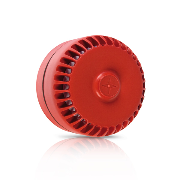 SPP-100 Fire alarm siren (low base)