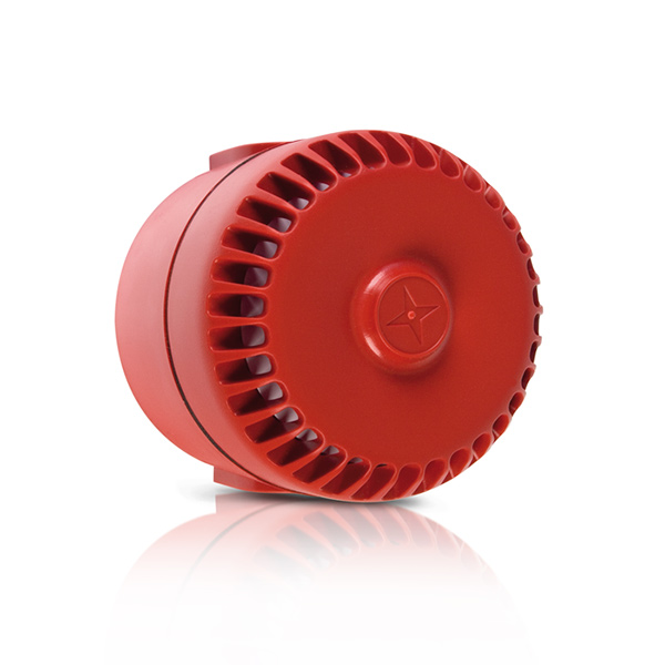 SPP-101 Fire alarm siren (high base)