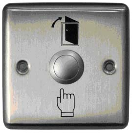 ST-EX110 Vandal proof exit button